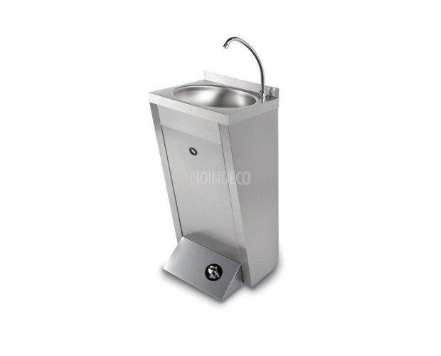 Lavamanos de Acero Inoxidable.Fabricado en acero inoxidable