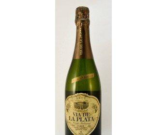 Cava Via De La Plata. Brut Chardonnay