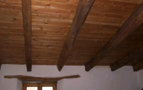 Im genes de rustic osona porches y casetas de madera - Techos de madera rusticos ...