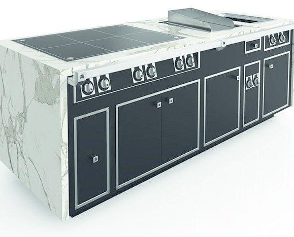 Thermaline. Cocinas Thermaline,modulares con plano único o a su medida.