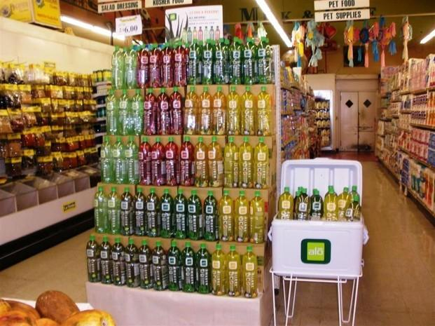 Refrescos de Frutas.Importamos refrescos y zumos