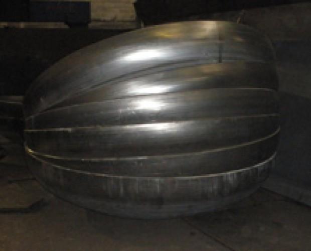 Fabricación de Componentes Mecánicos.fabricación de semiesferas y conos