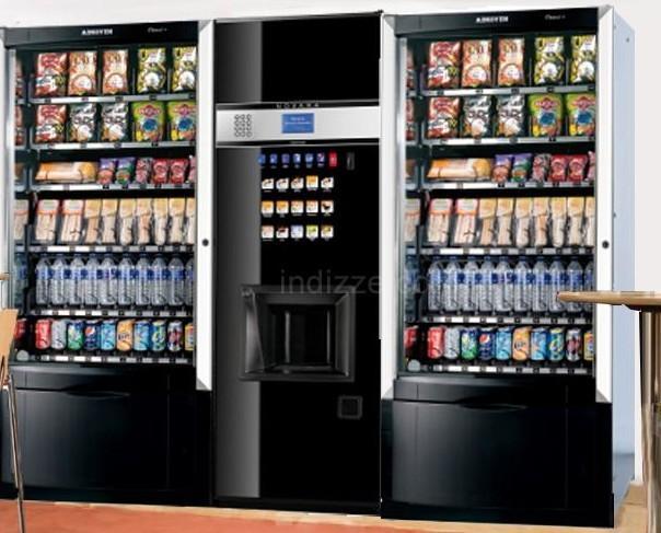 Máquinas expendedoras. Máquinas de vending