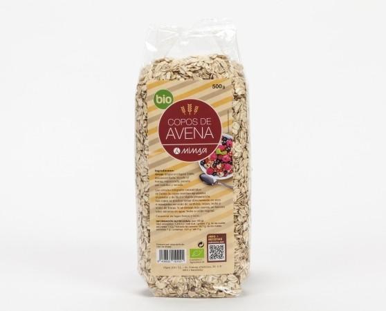 Avena.Uno de los cereales más ricos en protéinas