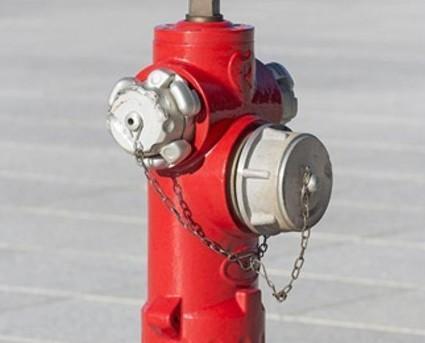 Hidrantes. Conectados a red de abastecimiento