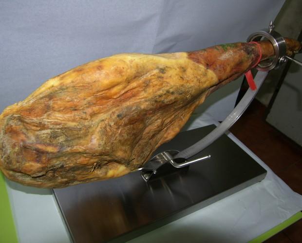 Pata de jamón. Pata de jamón artesanal