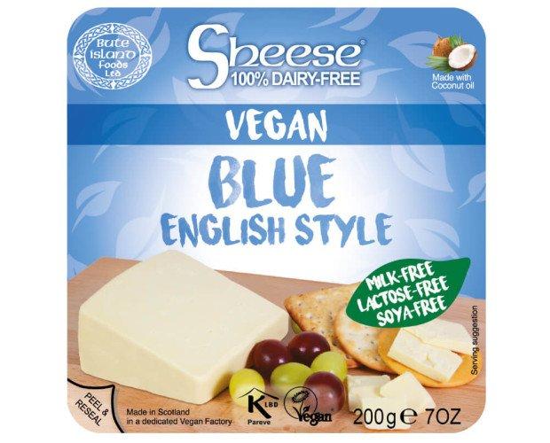 Queso Estilo Azul. Combina muy bien con frutas como peras y manzanas