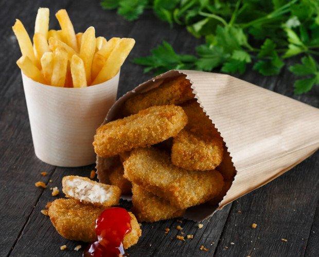 Nuggets. Ideal para cualquier comida, o como delicioso aperitivo.