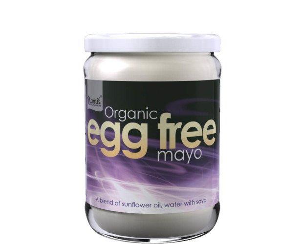 Mayonesa Ecológica. Utilizando los mejores ingredientes orgánico