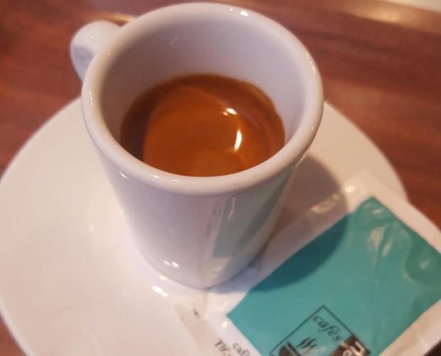 Delicioso café. El mejor sabor