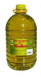 Aceite de Oliva. Elaborado con materia prima inmejorable.