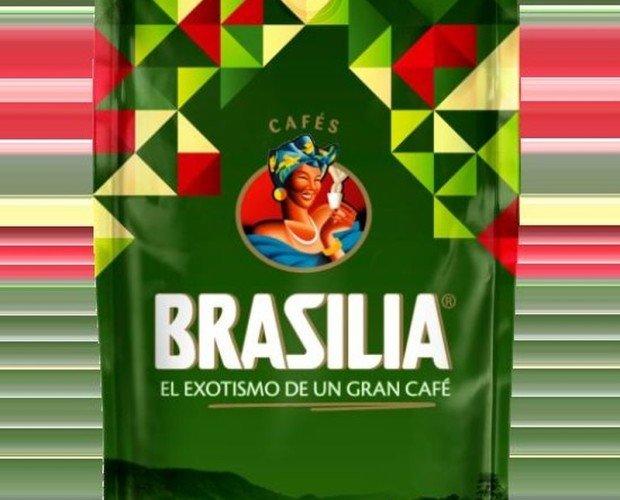 Café en grano Brasilia. Es un café compuesto por una mezcla equilibrada de café Asiáticos de gran calidad