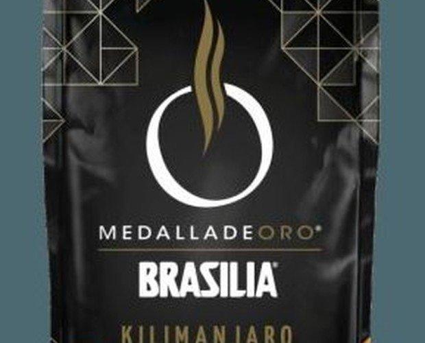 Café Medalla de Oro. Café Kilimanjaro