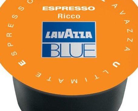 Lavazza Blue Rico. Espresso Ricco