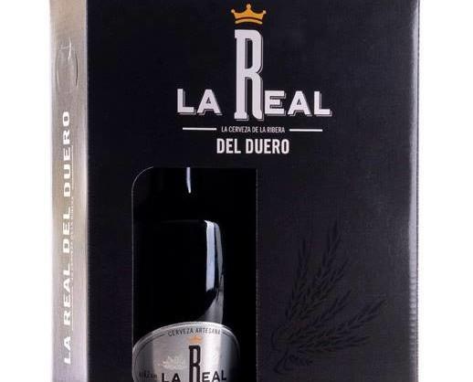 La cerveza de la Ribera. Producida con materia prima de calidad