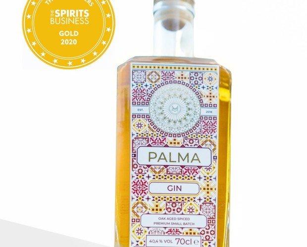 Gin premiada. Medalla de Oro en The Spirits Business 2020 Gin Master