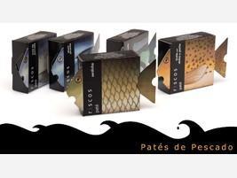 Patés de pescado
