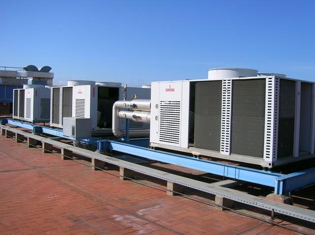 Mantenimiento de Instalaciones de Climatización.Realizamos mantenimiento de instalaciones