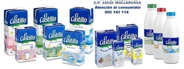 Proveedor de leche. Leche y productos lácteos