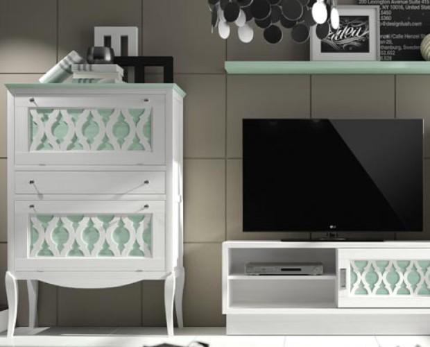 Mobiliario de Salón.Diseños modernos
