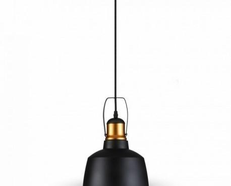 Lámpara colgante aluminio. Adecuado para casquillo E27, hasta to 60W