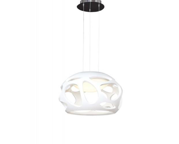 Lámpara colgante orgánica. Estilo moderno y atrevido inspirada en elementos orgánicos naturales