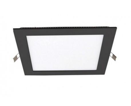 Downlight LED extraplano 6W cuadrado. Ángulo de apertura de 120ª para poder iluminar cualquier ricon de su casa,techos,paredes