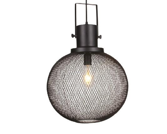 Accesorios y Componentes de Iluminación. Pantallas para Lámparas. Lámpara en metal