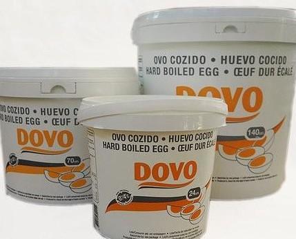 Ovoproductos. Huevo Cocido. Huevo Cocido para laminar,ensaladas y sandwiches