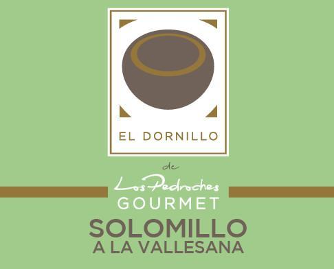 Solomillo a la Vallesana. Tiernos medallones de solomillo en una deliciosa salsa enriquecida con ciruelas pasas y vino