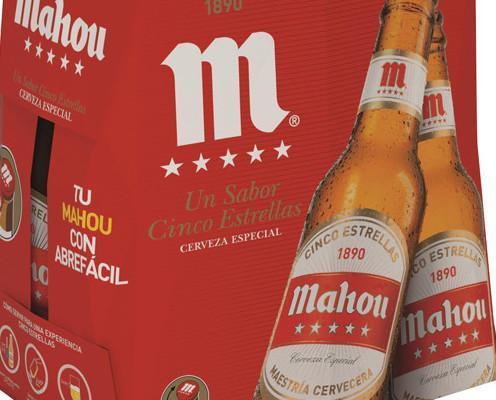 Cerveza Mahou. Todo tipo de cervezas y primeras marcas.