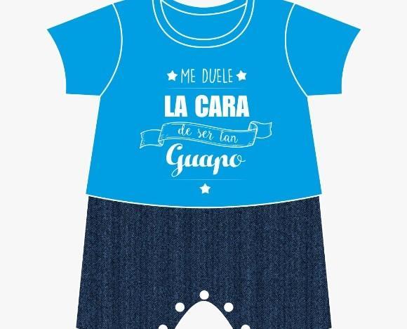 Pelele de Verano. Para llevar siempre fresquito al bebé.