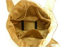 Bolsos sacos café reciclados