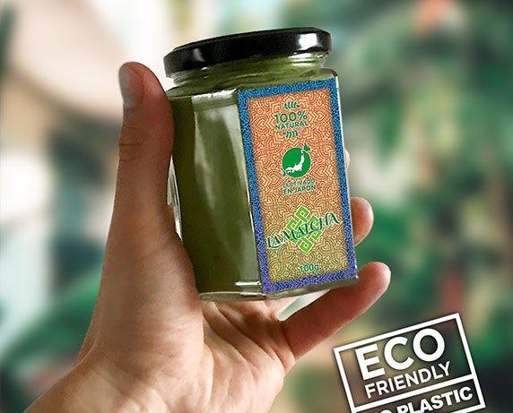 Té Matcha.Cultivada con tacto y en armonía con la naturaleza