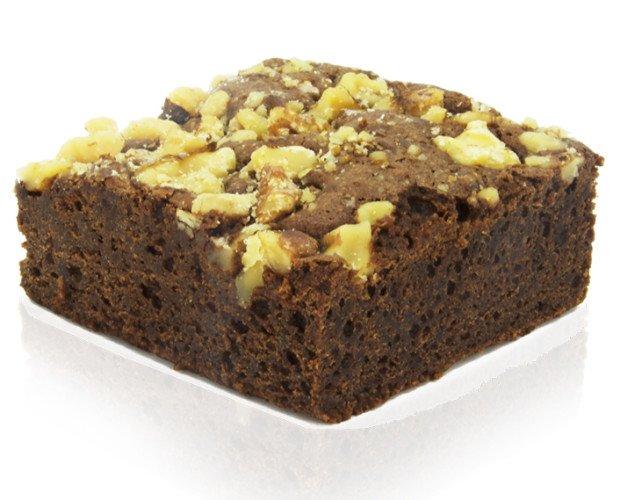 Brownie de Nueces. Nuestros productos son deliciosos y aportan excelente valor nutricional