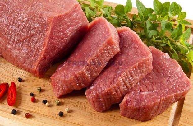 Solomillo. Las mejores piezas de carne de ternera