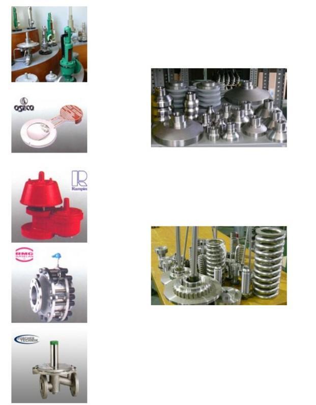 Válvulas. Fabricantes y distribuidores de válvulas industriales