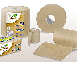 Gama eco natural. Papel ecológico