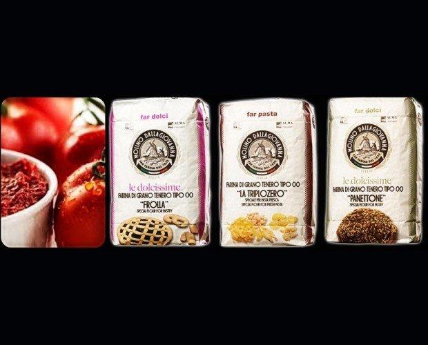 Harina de Trigo.Infinidad de variedades de sabores, ricas de nutrientes