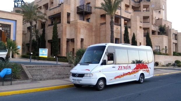 Microbus 20 pasajeros. Bodas, excursiones etc...