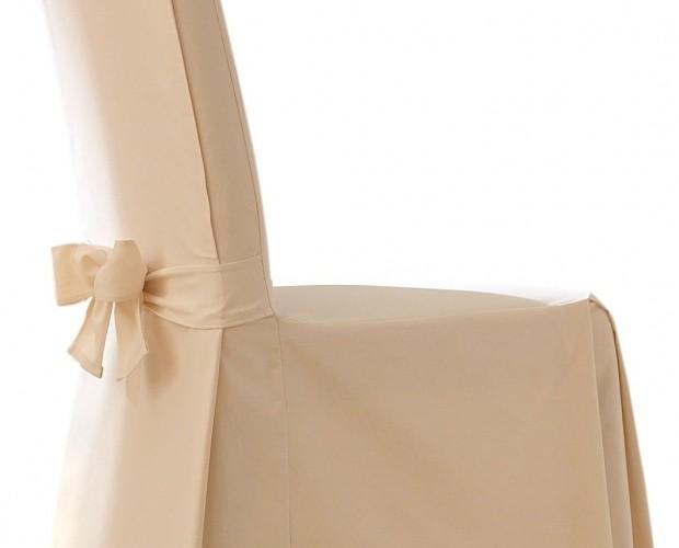 Textil para Hostelería. Fundas de Sillas para Hostelería. Se realizan a medida y por encargo. Varios modelos.