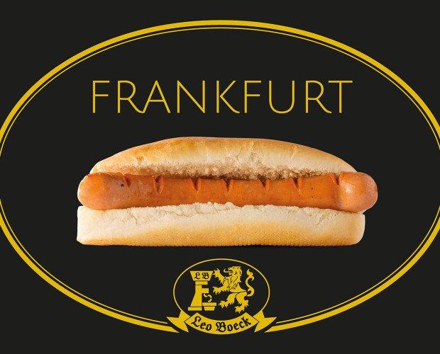 Los mejores Frankfurts del mercado. Leo Boeck líder, en salchichas de Frankfurt Calidad Gourmet, sin gluten, ni lactosa.