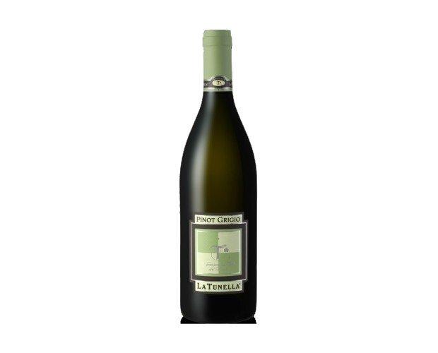 Pinot Grigio 2018. Despalillado y prensado suave