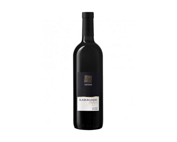 Pinot Nero 2017. Maduración en pequeñas barricas de roble y en barricas usadas