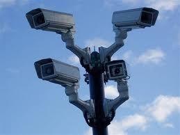 Videovigilancia.Cámaras de seguridad