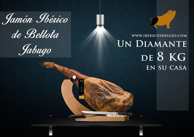 Pata de Jamón Ibérico.Descubra nuestros productos de lujo