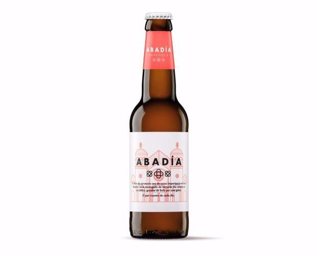 Cerveza artesanal Abadía. Cerveza artesanal elaborada con materia prima de alta calidad.