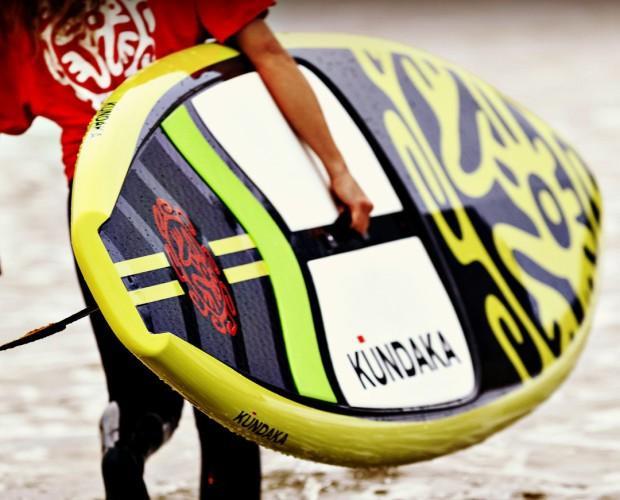 Equipamiento para Deportes de Agua. Equipos para Paddle Surf. Kundaka All Round Mod. K100 Lima