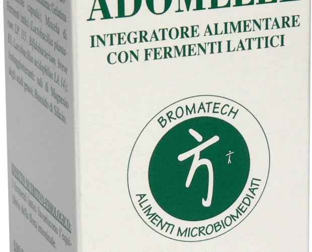 Adomelle. Favorece el equilibrio de la flora intestinal