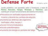 Defense Forte